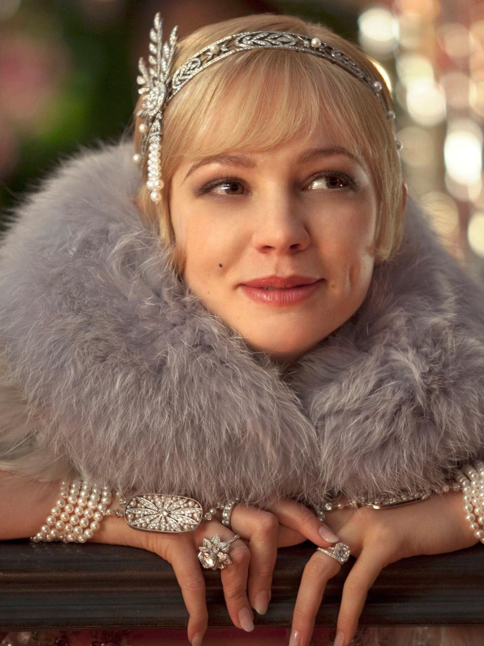 Great gatsby daisy pink dress