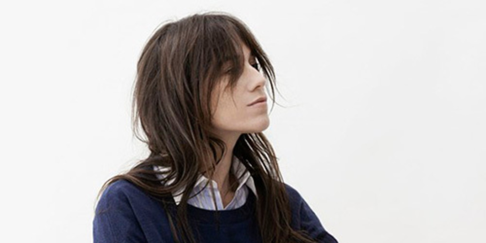 charlotte gainsbourg x current elliott. Black Bedroom Furniture Sets. Home Design Ideas