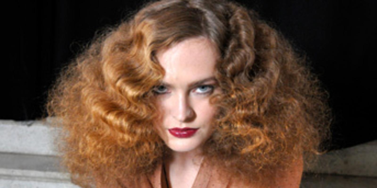 Get celebrity hair look