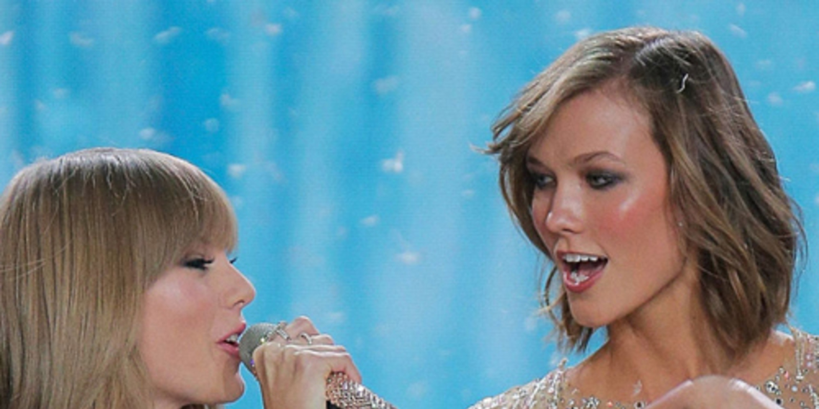 Taylor Swift Borrowed Karlie Kloss\u0027s Suit For Her 1989 Tour