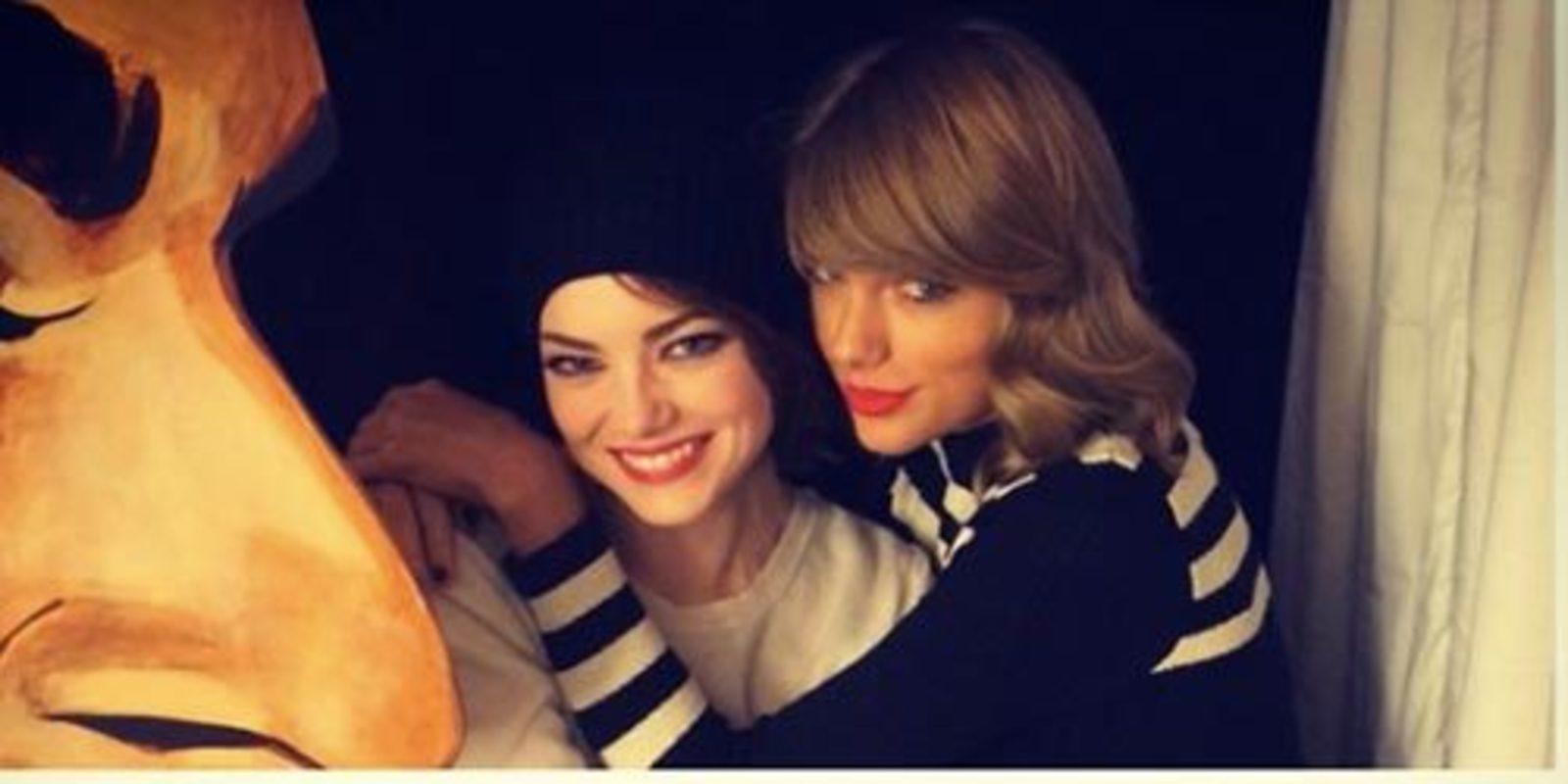 Why Taylor Swift has better taste in women than men Emma Stone Instagram