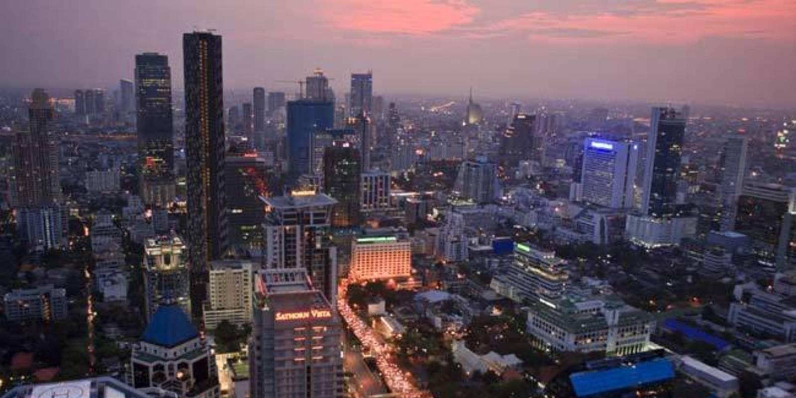 Suvarnabhumi Airport | New Bangkok Airport Guide