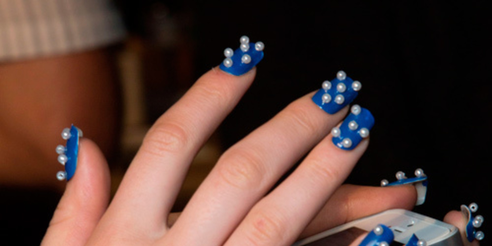 Nail Of The Day: Honor NYFW S/s 2015
