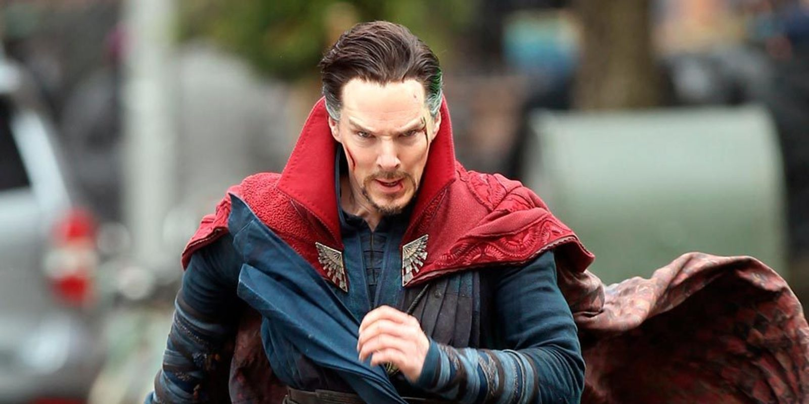 Benedict Cumberbatch Doctor Who