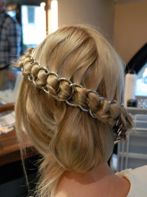 how to chainmail braid. Black Bedroom Furniture Sets. Home Design Ideas
