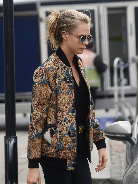 Cara Delevingne 39 S Style File