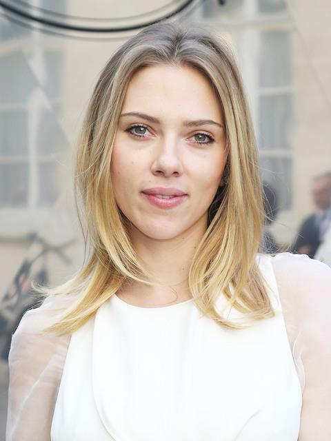 Hair Evolution Scarlett Johansson