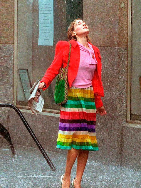 10 Incredible Carrie Bradshaw Fashion Moments