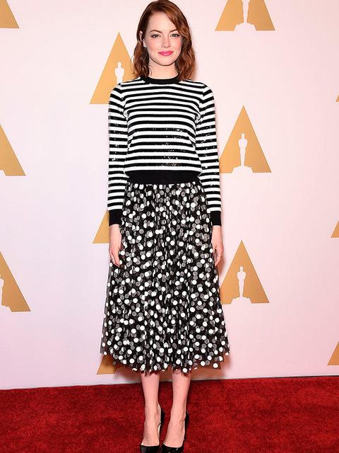 Emma Stone 39 S Style File