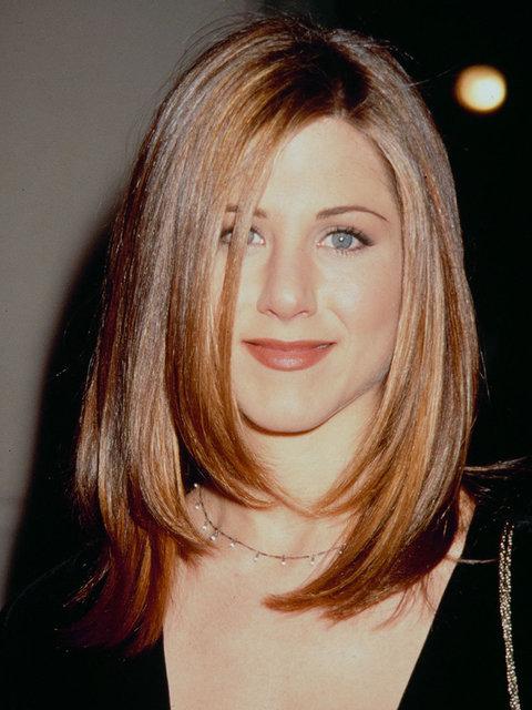 Jennifer Aniston Hair Friends