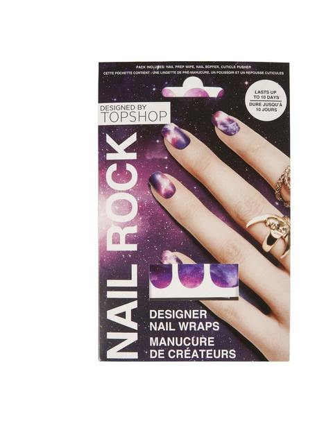 Six of the best nail wraps cheat your way to amazing nail art with nail rock nail wraps they come in prinsesfo Images