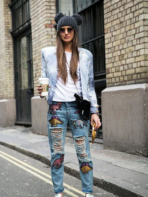 More Lfw Aw16 Street Style
