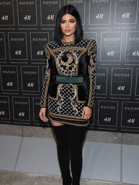 Kylie Jenner Style File Fashion Celebrity Style