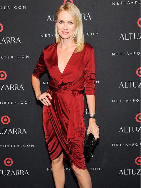 Naomi wears Altuzarra for Target to the Altzurra for Target launch in New York, September