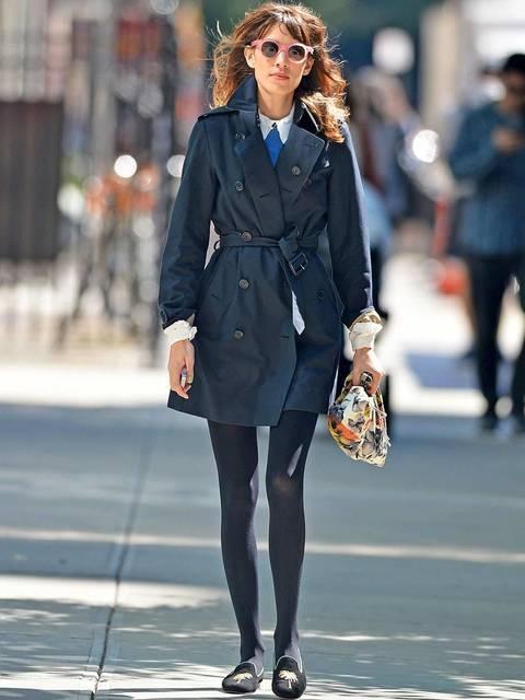 Alexa Chung Style File Fashion Celebrity Style