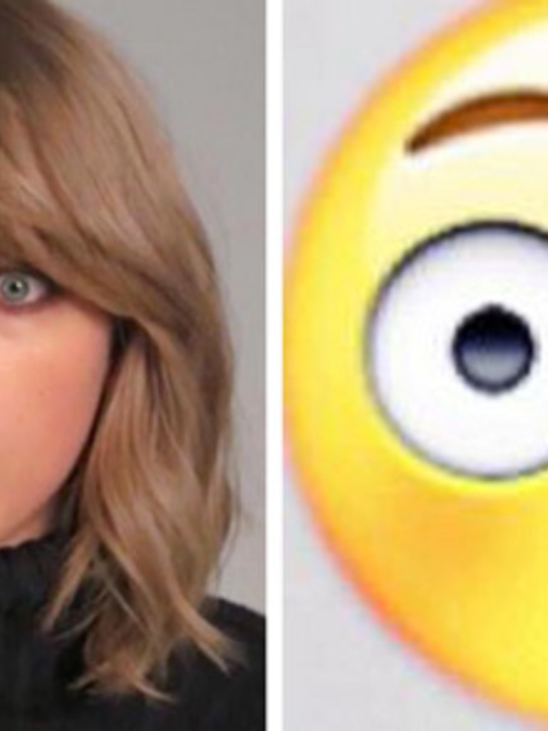 11 times taylor swift has looked exactly like an emoji emojisa new twitter account taylorasemojis is dutifully documenting each time the singers expressive face has resembled one of the symbols biocorpaavc