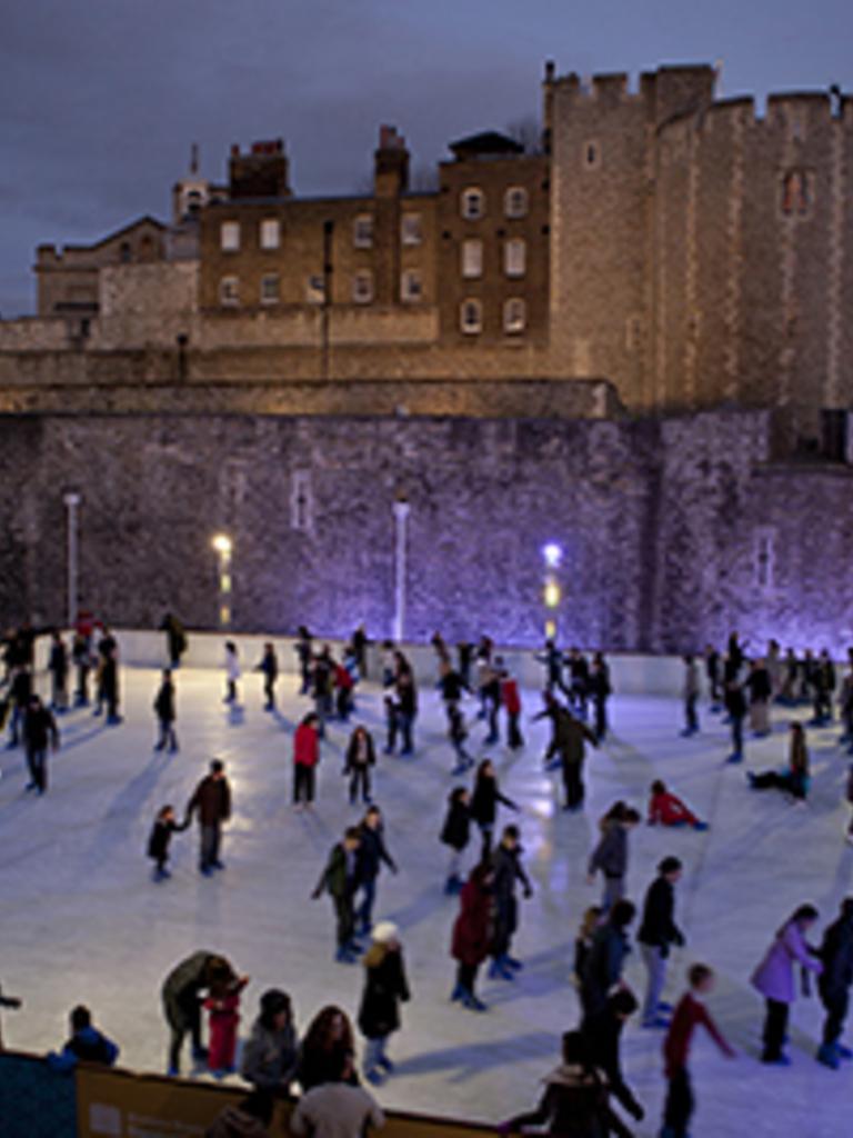 london u0027s best outdoor ice rinks