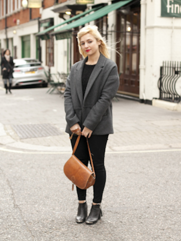 Sarah Bonser Elleuk Com Fashion Intern