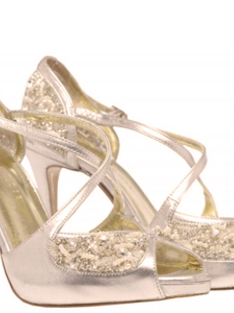 Shopping For Bridal Shoes Art Deco Styles The Wedding