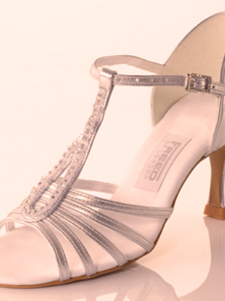 Art Deco Wedding Shoes Vintage Style