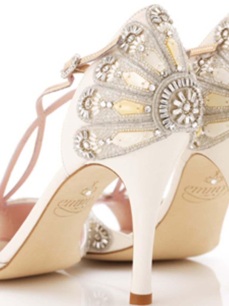 Shopping For Bridal Shoes