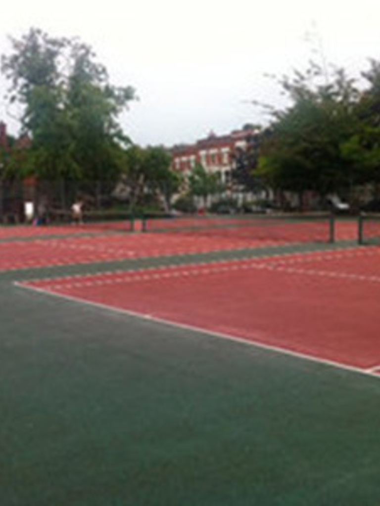 As Well Floodlit Football And Basketball Courts Kilburn Grange Park Is Home To Two Playgrounds An Outdoor Gym Three Tennis