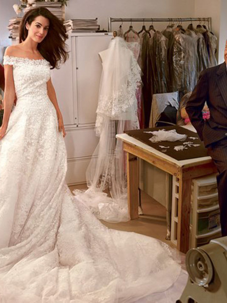 Head To Bicester Village For The Ultimate Wedding Dress Experience