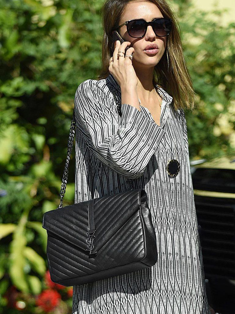 replica ysl clutch - Meet the new Celebrity bag du jour