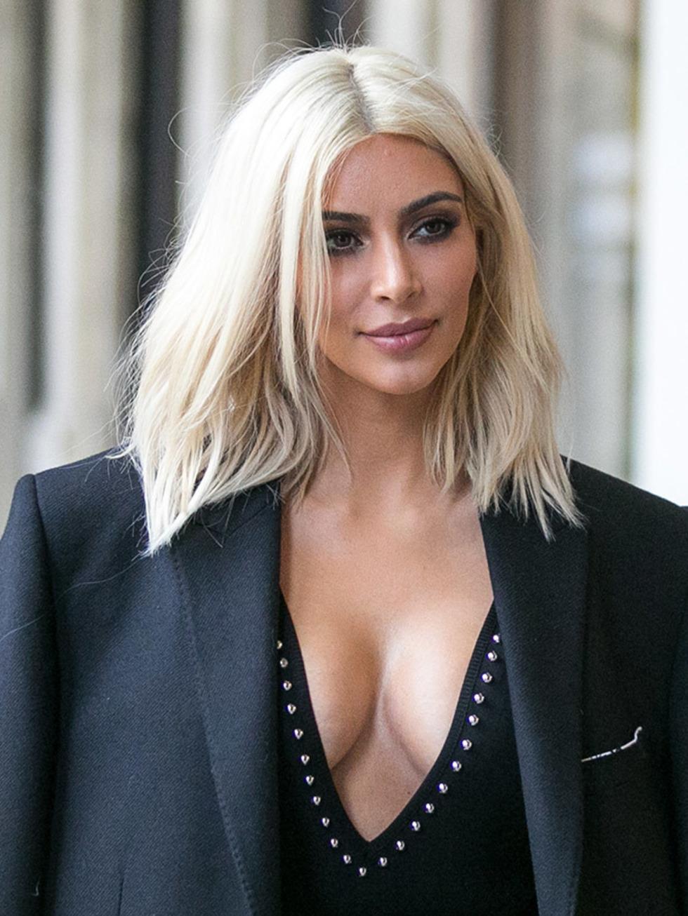 Image result for kim kardashian 2017 hair