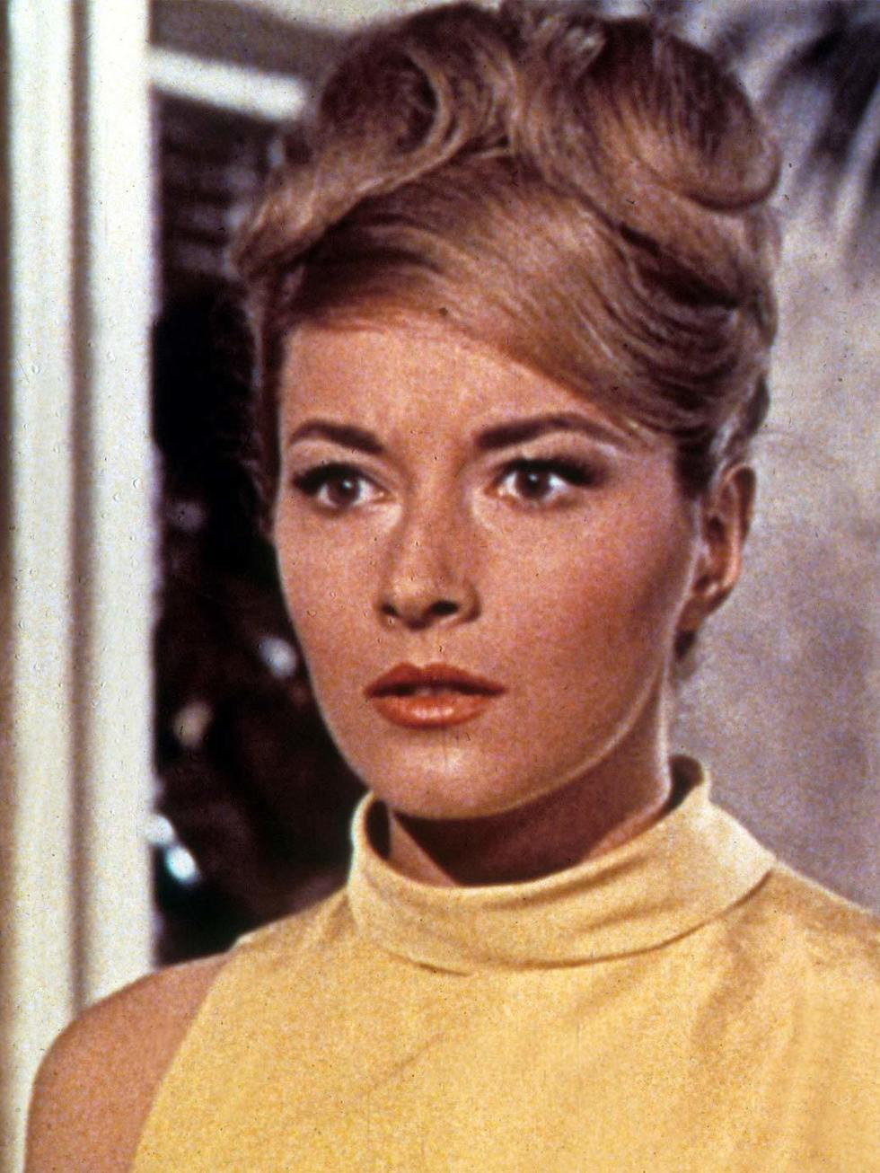 Terrific Best Bond Girl Hairstyles Of All Time Including Newcomer La Short Hairstyles Gunalazisus