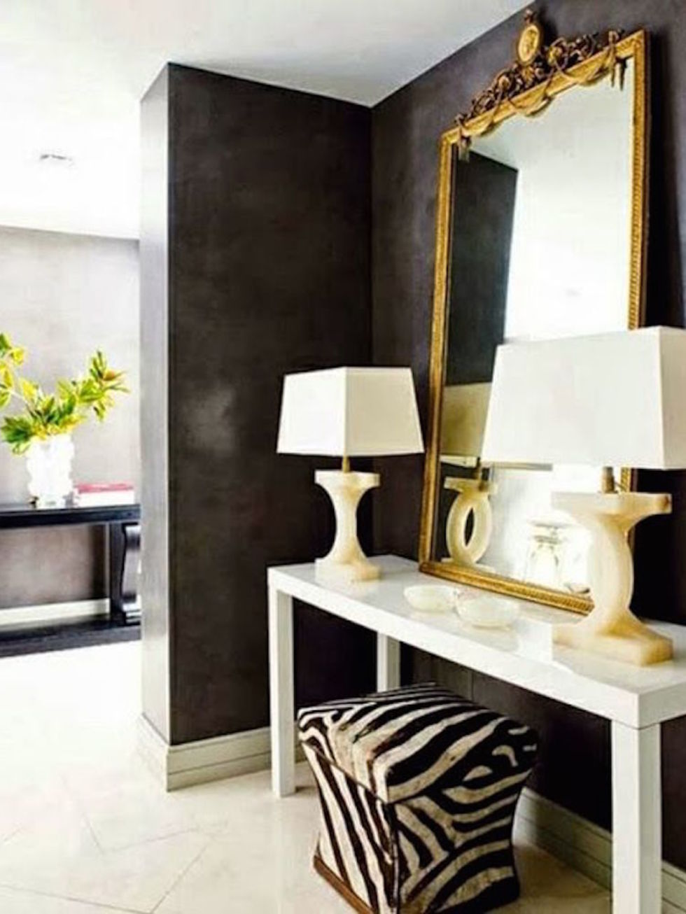 15 Black Feature Walls To Make You Rethink All Your Decor Decisions Part 67