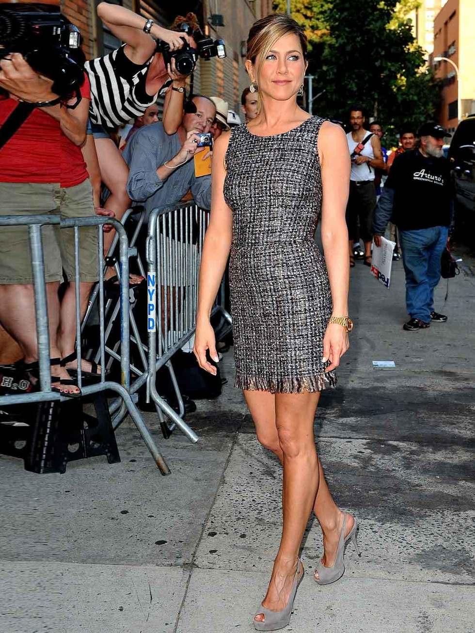 Jennifer Aniston Fashion Style The Image Kid Has It