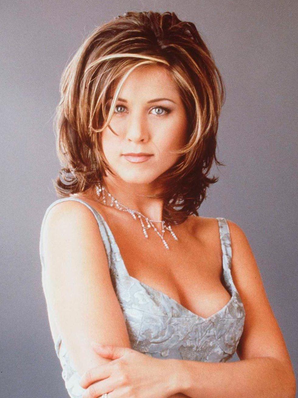 Hair Evolution Jennifer Aniston