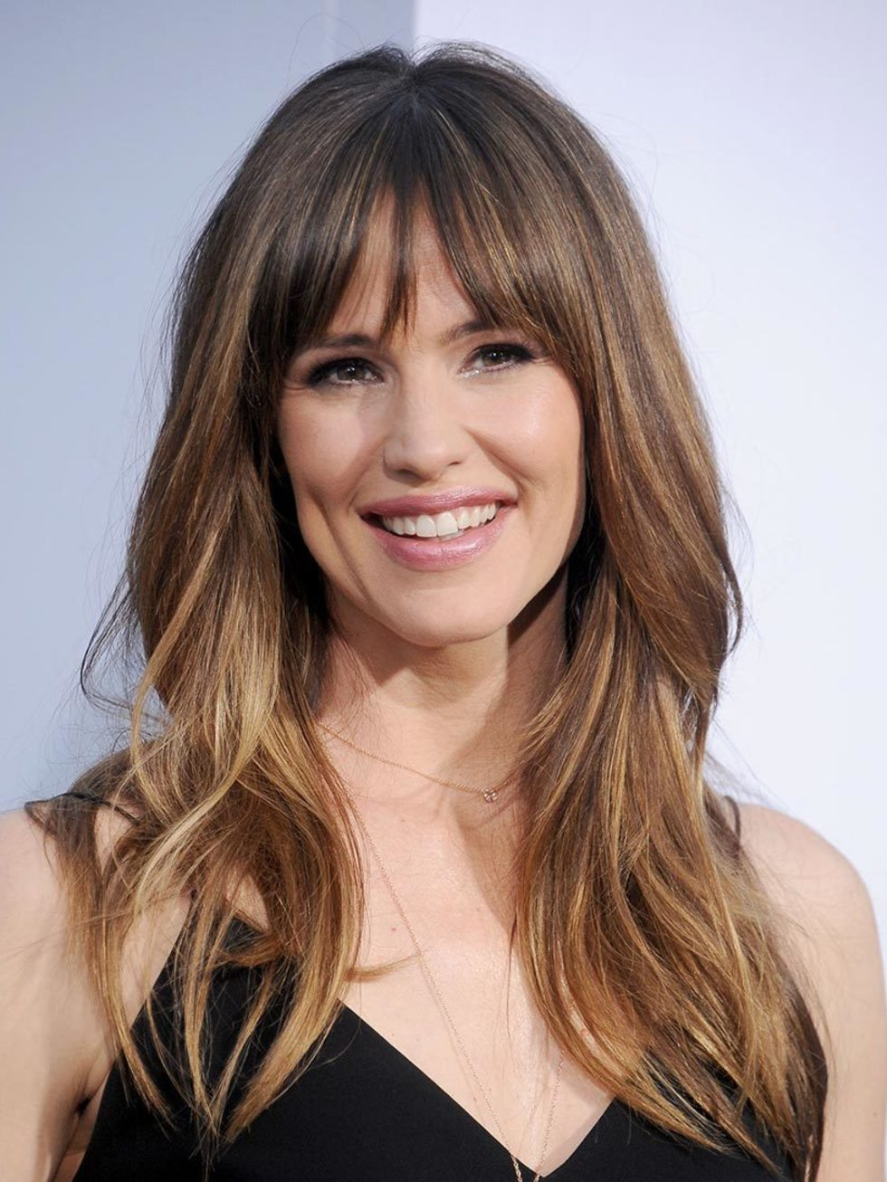 Square Face Bangs Hairstyle Best Fringe Hairstyles For 2017 How To Pull Off A Fringe Haircut