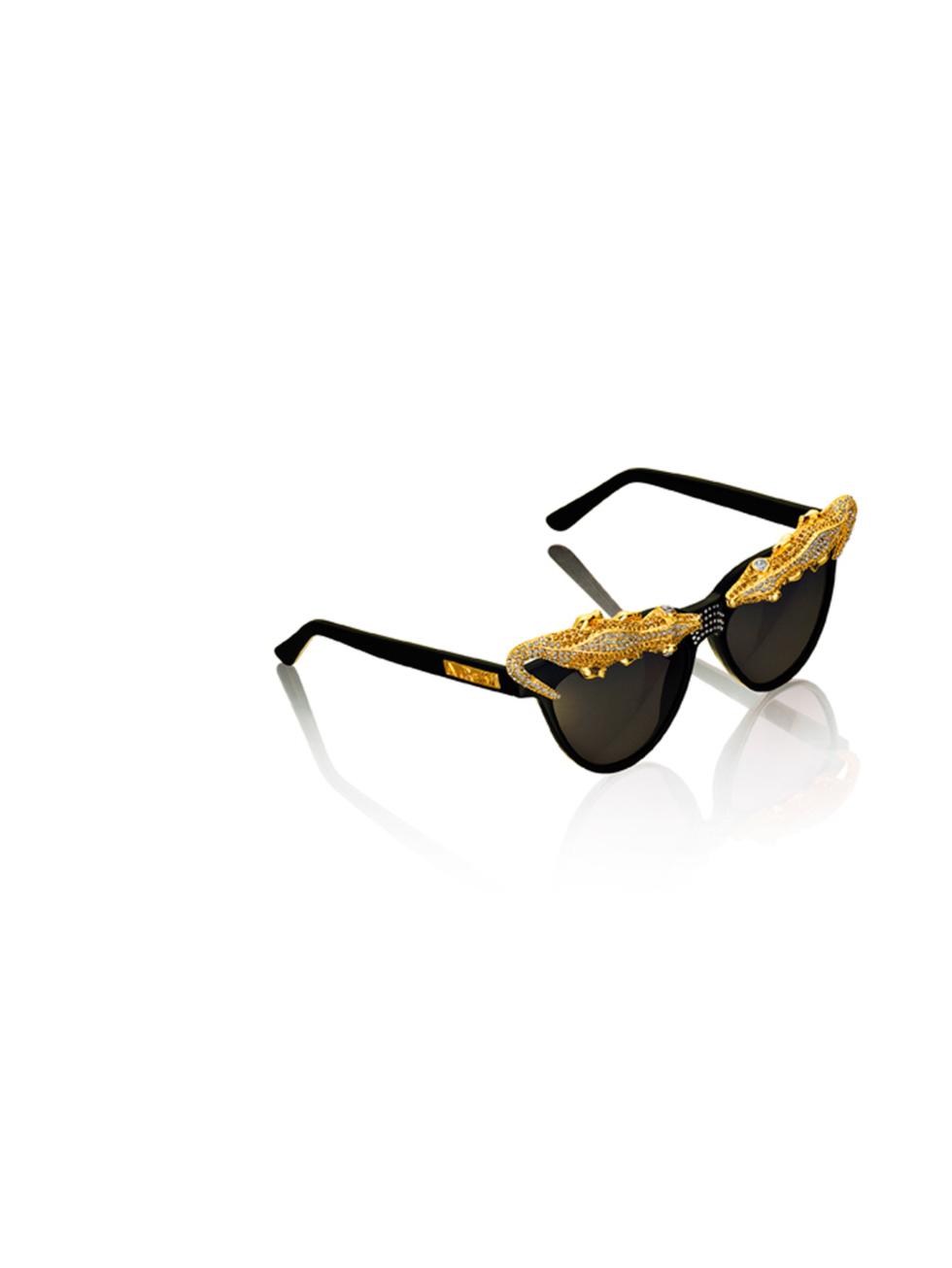 H M Sunglasses Uk  in now anna dello russo for h m