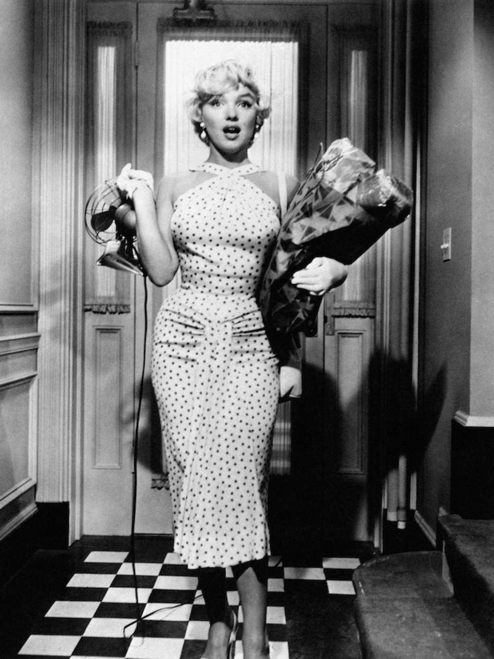 Marilyn Monroe Clothing Style