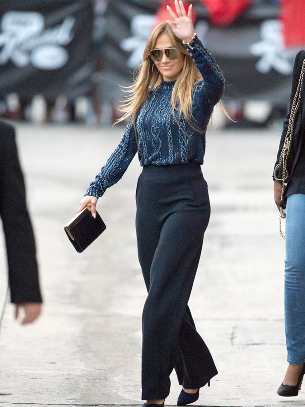 Jlo Street Style Images Galleries With A Bite