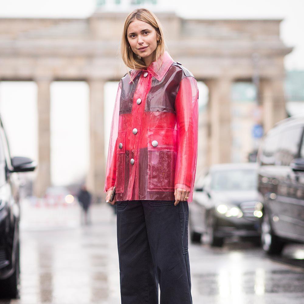 Berlin Fashion Week Aw16 Street Style