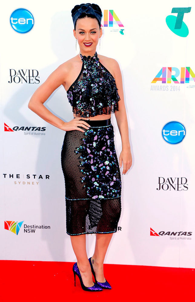 Katy Perry 39 S Style File