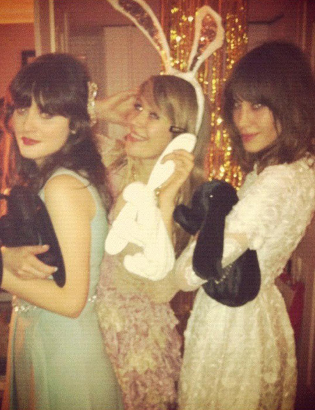 Celebrity Twitpics of the Year - Essence