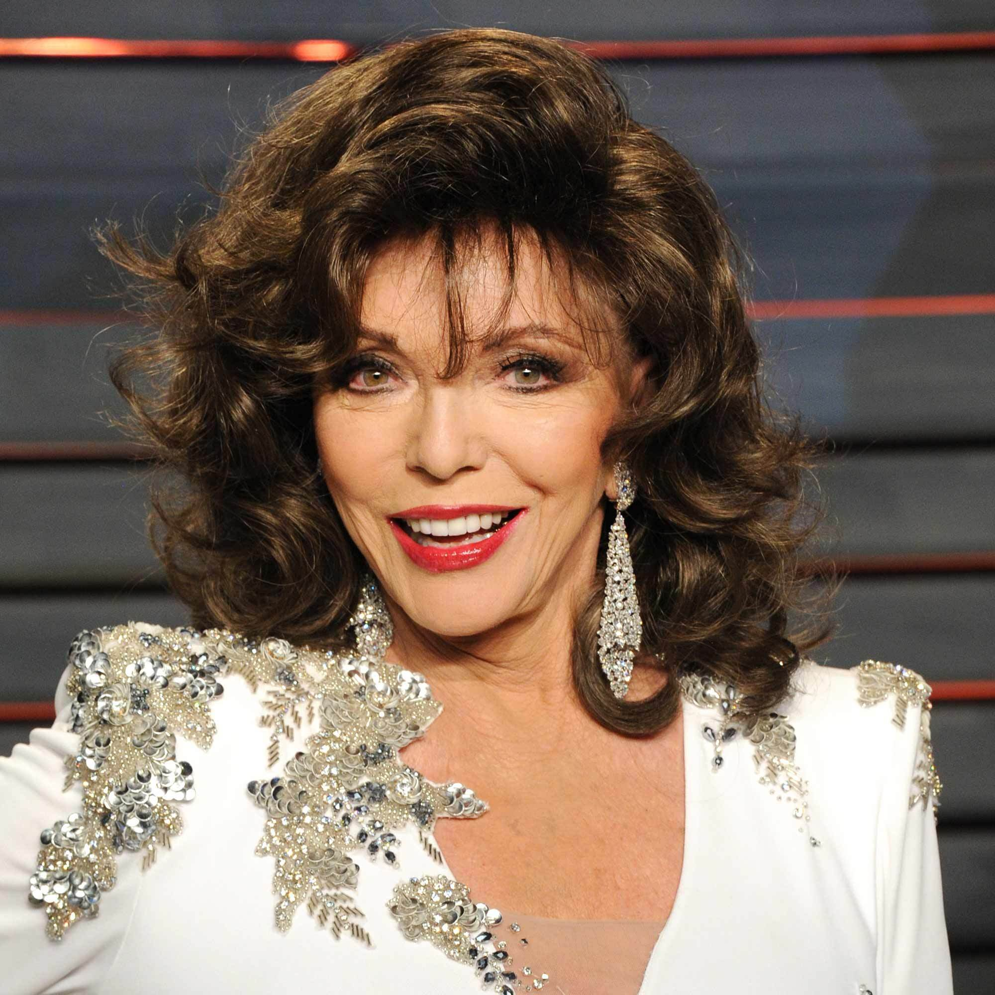 Rules To Live By From Dame Joan Collins