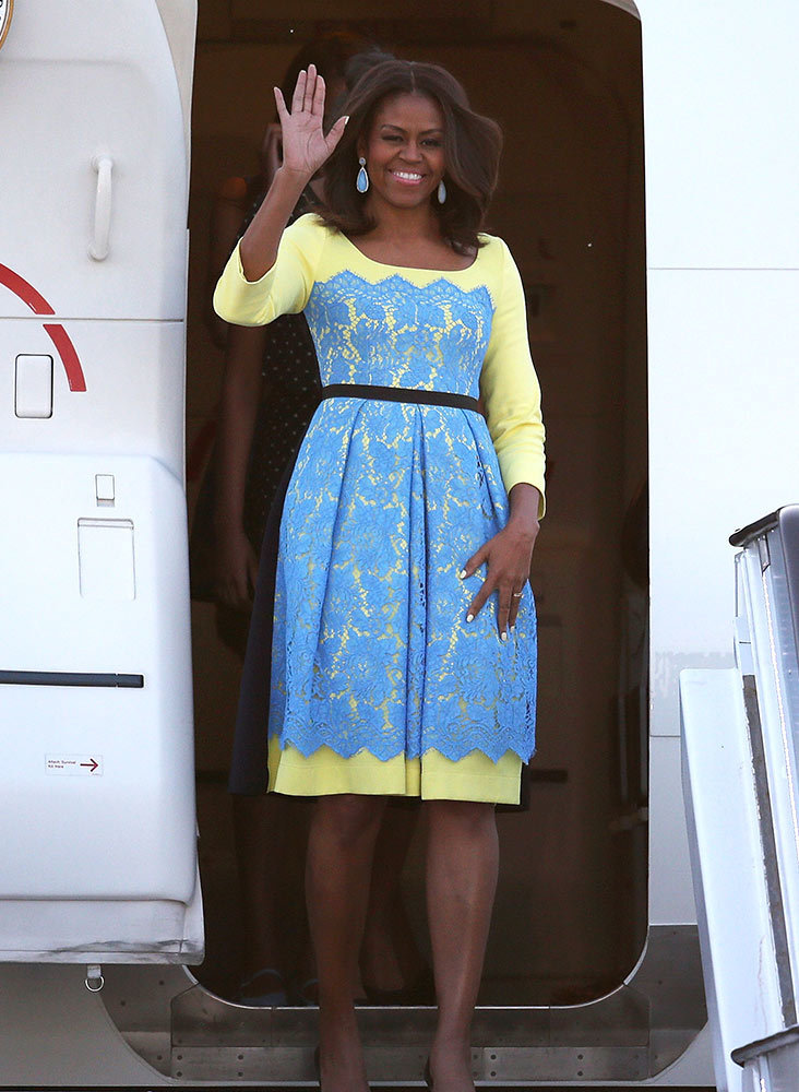 Michelle Obama 39 S Style File