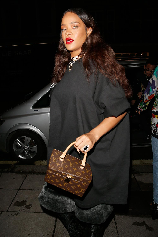 Rihanna Style File Fashion Celebrity Style