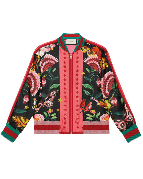 Guccis Garden Collection Is All We Want To Wear This Summer
