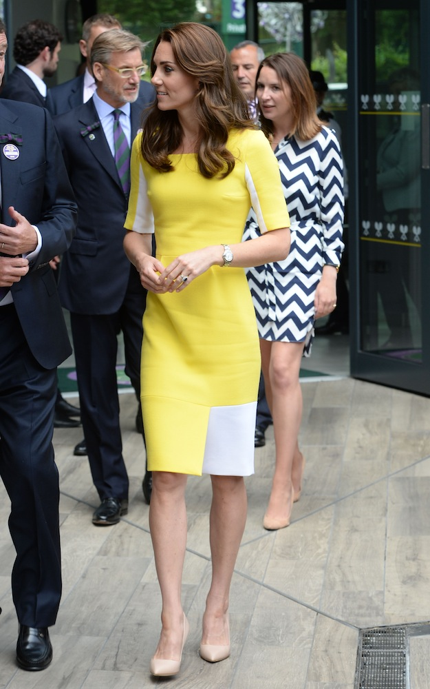Kate Middleton Style File