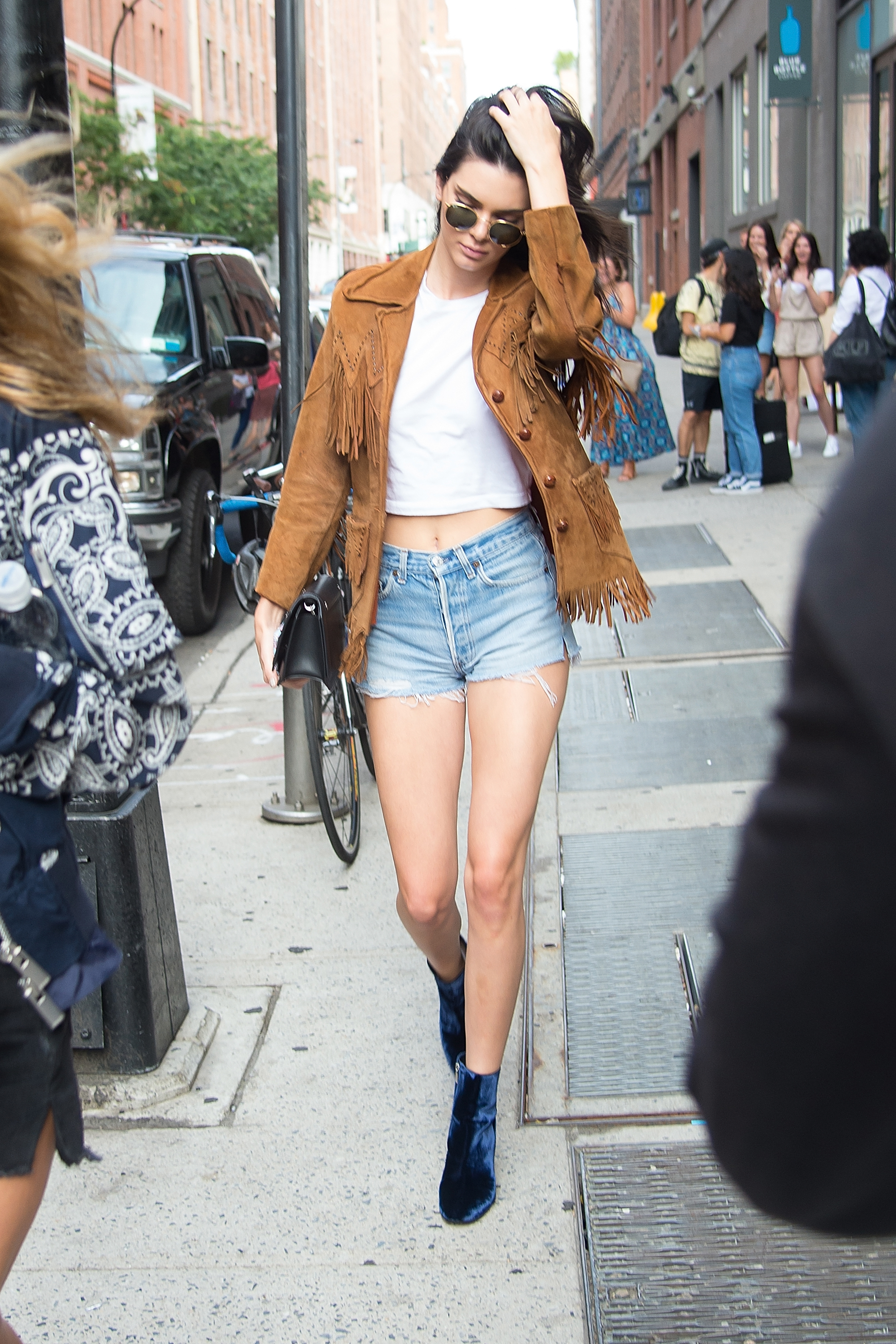 Kendall Jenner Style Outfits Fashion Celebrity Style