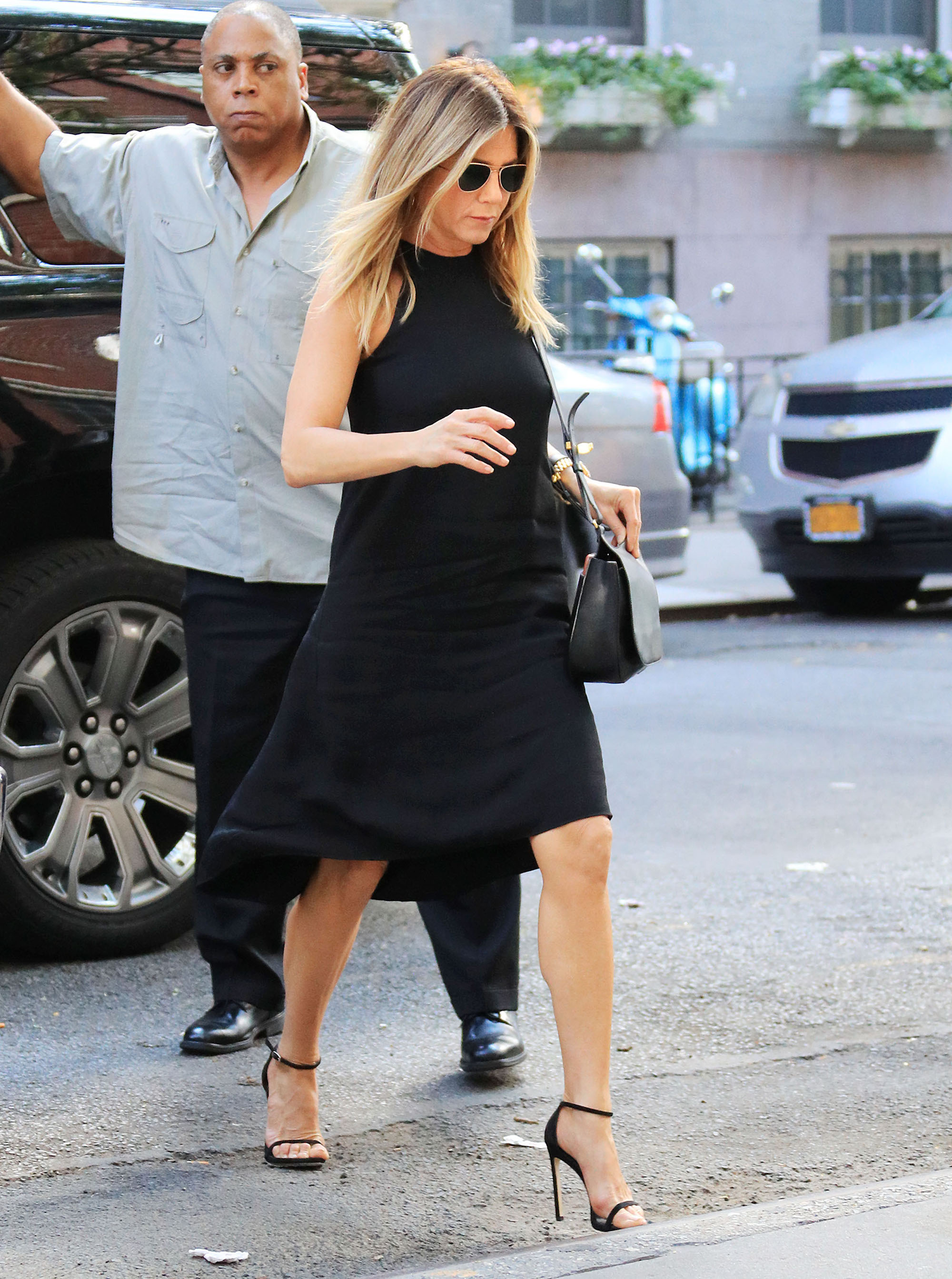 Jennifer Aniston 39 S Style File