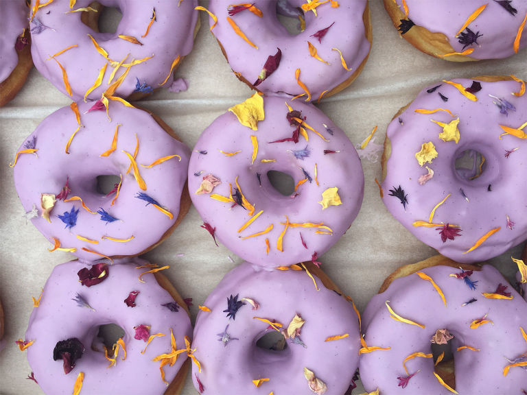 Vicky's Donuts for Laura Jackson's 30th birthday