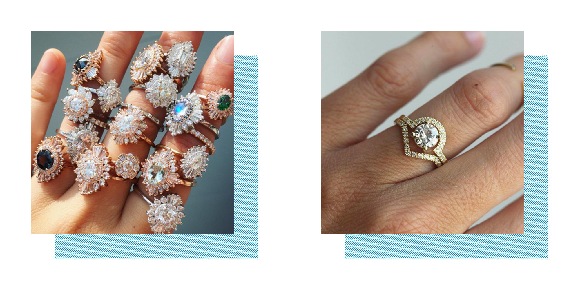 Best Wedding and Engagement Ring Designers on Etsy
