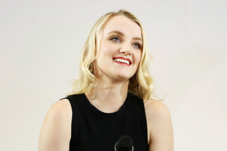 Evanna Lynch Vegan | Elle UK August 2016